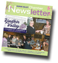 Yadkin Valley Chamber of Commerce Newsletter Download.